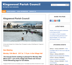 Kingswood Parish Council