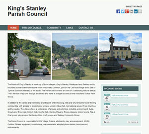 King's Stanley Parish Council