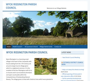 Wyck Rissington Parish Council