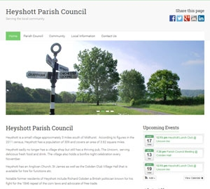 Heyshott Parish Council