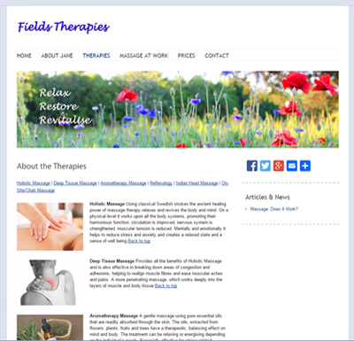 Fields Therapies